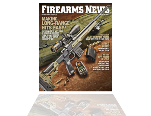 Howa Oryx Featured in January 2020 Firearms News!